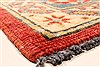 Kazak Red Hand Knotted 37 X 56  Area Rug 250-28664 Thumb 11