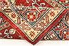 Kazak Red Hand Knotted 37 X 56  Area Rug 250-28664 Thumb 6