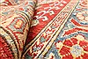 Kazak Red Hand Knotted 37 X 56  Area Rug 250-28664 Thumb 7