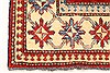 Kazak Red Hand Knotted 40 X 60  Area Rug 250-28665 Thumb 1