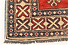 Kazak Red Hand Knotted 40 X 60  Area Rug 250-28668 Thumb 1