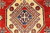 Kazak Red Hand Knotted 40 X 60  Area Rug 250-28668 Thumb 2