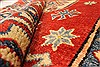 Kazak Red Hand Knotted 40 X 60  Area Rug 250-28668 Thumb 7