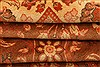 Sarouk Brown Hand Knotted 71 X 106  Area Rug 100-28670 Thumb 6