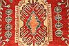 Kazak Orange Hand Knotted 42 X 61  Area Rug 250-28679 Thumb 7