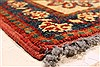 Kazak Red Hand Knotted 42 X 61  Area Rug 250-28681 Thumb 11