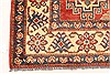 Kazak Red Hand Knotted 42 X 61  Area Rug 250-28681 Thumb 1