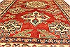 Kazak Red Hand Knotted 42 X 61  Area Rug 250-28681 Thumb 4