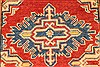Kazak Red Hand Knotted 37 X 54  Area Rug 250-28685 Thumb 2