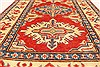 Kazak Red Hand Knotted 37 X 54  Area Rug 250-28685 Thumb 5