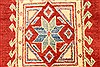Kazak Red Hand Knotted 35 X 59  Area Rug 250-28692 Thumb 2