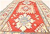 Kazak Red Hand Knotted 35 X 59  Area Rug 250-28692 Thumb 4