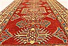 Kazak Red Hand Knotted 42 X 62  Area Rug 250-28695 Thumb 5