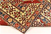 Kazak Red Hand Knotted 42 X 62  Area Rug 250-28695 Thumb 7