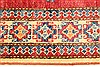 Kazak Red Hand Knotted 37 X 59  Area Rug 250-28697 Thumb 4