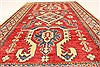 Kazak Red Hand Knotted 37 X 59  Area Rug 250-28697 Thumb 5