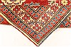Kazak Red Hand Knotted 38 X 59  Area Rug 250-28698 Thumb 7