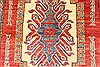 Kazak Red Hand Knotted 40 X 58  Area Rug 250-28700 Thumb 2