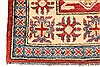 Kazak Red Hand Knotted 41 X 54  Area Rug 250-28701 Thumb 1