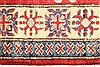 Kazak Red Hand Knotted 41 X 54  Area Rug 250-28701 Thumb 3