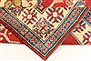 Kazak Red Hand Knotted 41 X 54  Area Rug 250-28701 Thumb 6