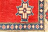 Kazak Red Hand Knotted 40 X 61  Area Rug 250-28703 Thumb 10