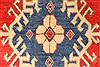Kazak Red Hand Knotted 40 X 61  Area Rug 250-28703 Thumb 2