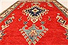 Kazak Red Hand Knotted 40 X 61  Area Rug 250-28703 Thumb 4