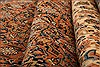 Tabriz Brown Hand Knotted 82 X 105  Area Rug 100-28705 Thumb 2