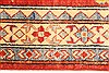 Kazak Red Runner Hand Knotted 211 X 195  Area Rug 250-28708 Thumb 4