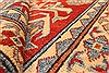 Kazak Red Runner Hand Knotted 211 X 195  Area Rug 250-28708 Thumb 8