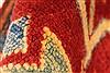 Kazak Blue Runner Hand Knotted 211 X 1810  Area Rug 250-28716 Thumb 4