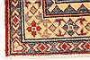 Kazak Red Runner Hand Knotted 29 X 189  Area Rug 250-28719 Thumb 1