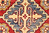 Kazak Red Runner Hand Knotted 29 X 189  Area Rug 250-28719 Thumb 2