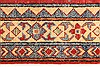 Kazak Red Runner Hand Knotted 29 X 189  Area Rug 250-28719 Thumb 3