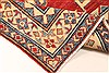 Kazak Red Runner Hand Knotted 29 X 189  Area Rug 250-28719 Thumb 6