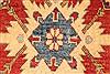 Kazak Yellow Runner Hand Knotted 30 X 1711  Area Rug 250-28724 Thumb 2
