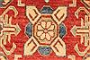Kazak Yellow Runner Hand Knotted 30 X 1711  Area Rug 250-28724 Thumb 3