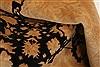 Tabriz Orange Hand Knotted 711 X 106  Area Rug 100-28737 Thumb 1