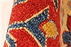 Kazak Red Runner Hand Knotted 28 X 184  Area Rug 250-28738 Thumb 11