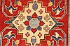 Kazak Red Runner Hand Knotted 28 X 184  Area Rug 250-28738 Thumb 3