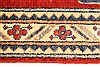Kazak Red Runner Hand Knotted 28 X 184  Area Rug 250-28738 Thumb 4