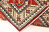Kazak Red Runner Hand Knotted 28 X 184  Area Rug 250-28738 Thumb 8