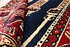 Khan Mohammadi Blue Hand Knotted 311 X 61  Area Rug 250-28741 Thumb 8