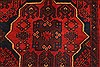 Turkman Blue Hand Knotted 42 X 63  Area Rug 250-28746 Thumb 10