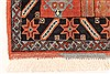 Khan Mohammadi Blue Hand Knotted 36 X 510  Area Rug 250-28781 Thumb 1