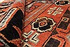 Khan Mohammadi Blue Hand Knotted 36 X 510  Area Rug 250-28781 Thumb 7