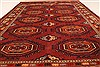 Turkman Brown Hand Knotted 40 X 57  Area Rug 250-28782 Thumb 5
