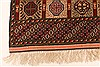 Turkman Green Hand Knotted 39 X 56  Area Rug 250-28785 Thumb 1