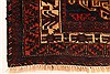 Baluch Beige Hand Knotted 42 X 65  Area Rug 250-28786 Thumb 1